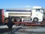 Transport ciężarówek